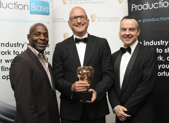 BAFTA Craft Winner 2011