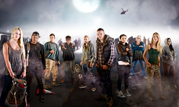 I Survived A Zombie Apocalypse (Tiger Aspect/BBC Three)