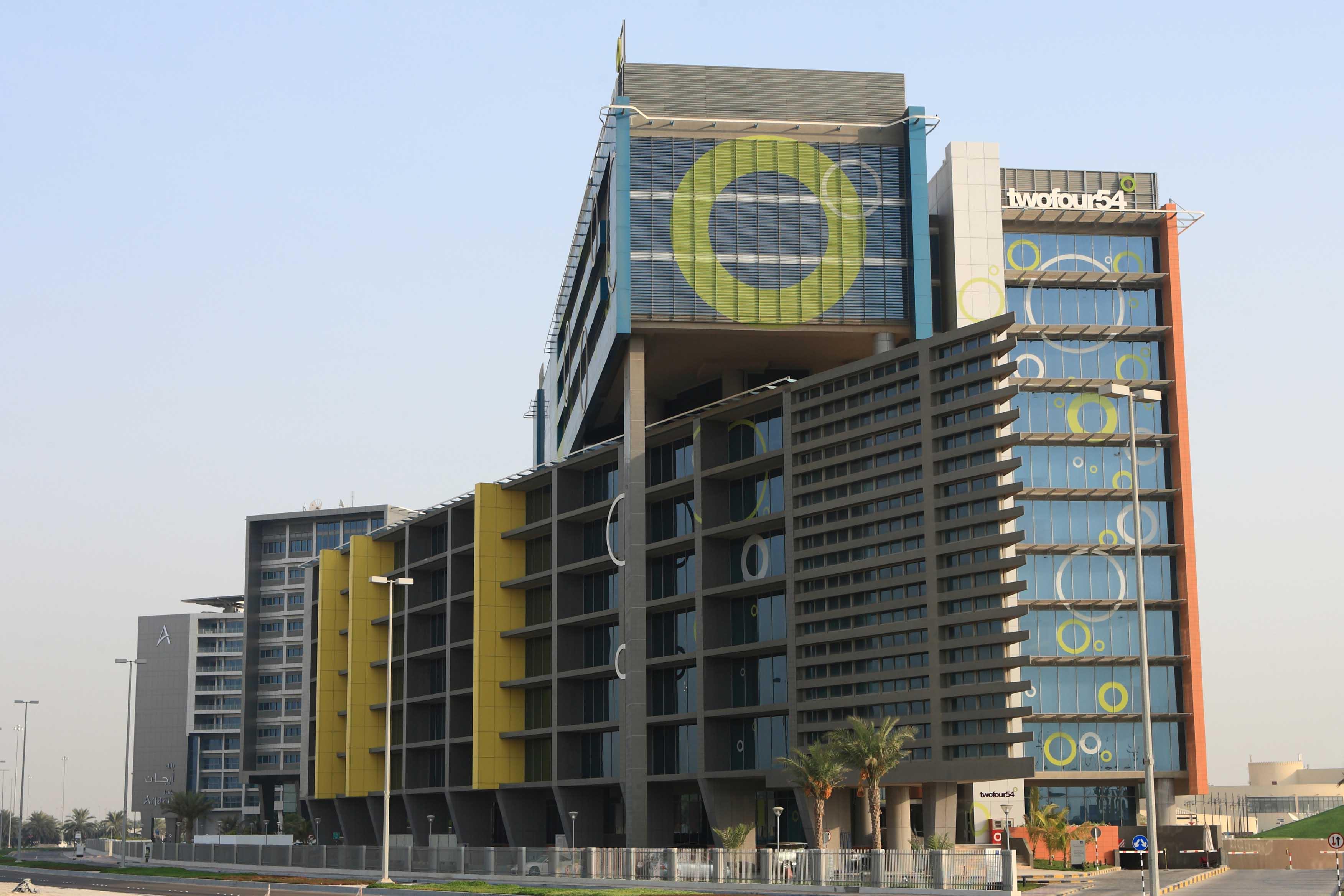 TwoFour54, Abu Dhabi