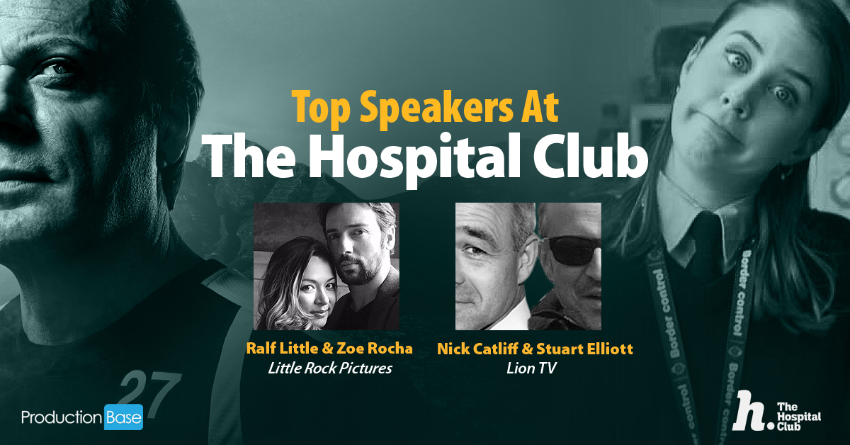 Meet the Speakers: Ralf Little, Zoe Rocha, Nick Catliff & Stuart Elliott
