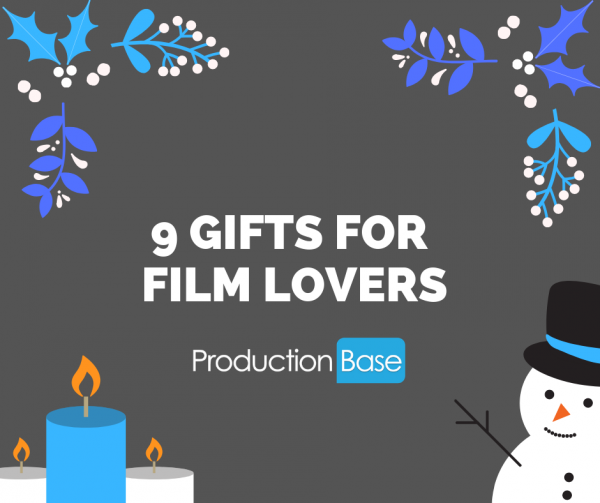 9 Gifts For Film Lovers Productionbase Community