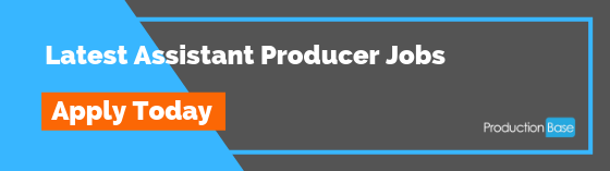 Assistant Producer Jobs