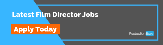 Latest Film Director Jobs
