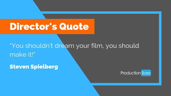 Director's Quote