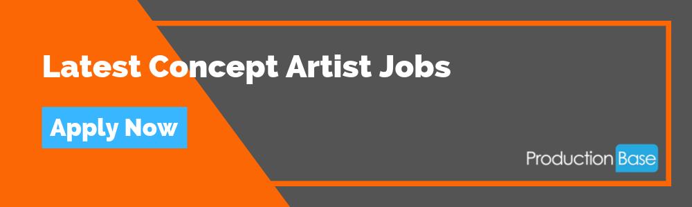 Latest Concept Artist Jobs