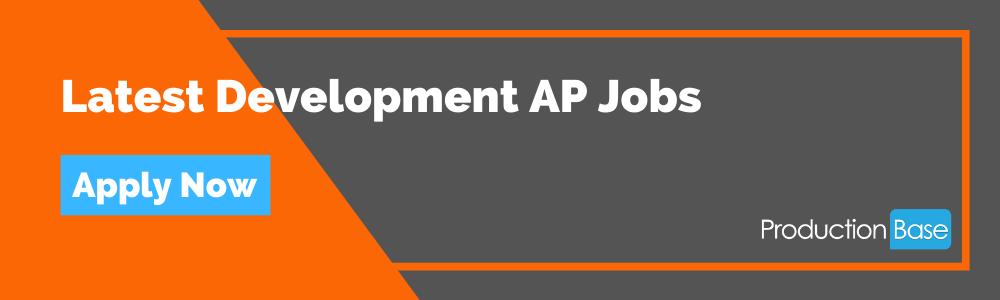 Latest Development AP Jobs