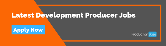 Latest Development Producer Jobs