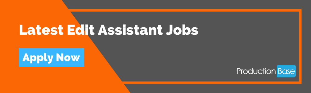Latest Edit Assistant Jobs