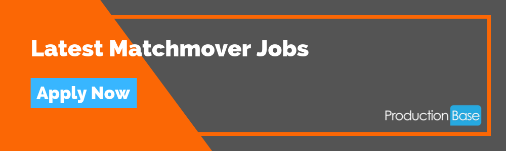 Latest Matchmover Jobs