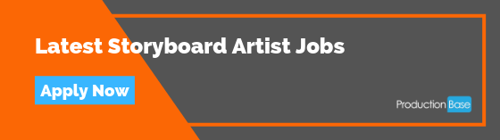Latest Storyboard Artist Jobs