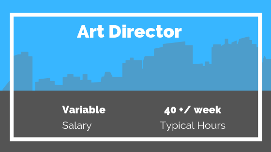 Art Director working hours and salary