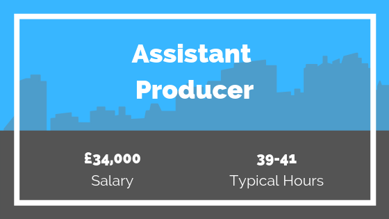 Assistant Producer Salary