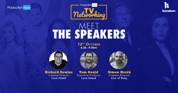 TV Networking – Meet The Speakers: Richard Cowles & Tom Gould
