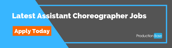 How To Become An Assistant Choreographer