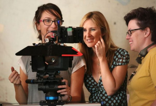 Gender gap in the UK film industry